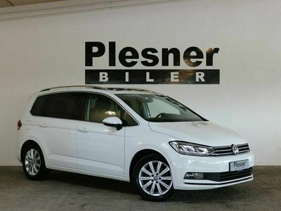 usado VW Touran 2,0 TDi 150 Highline BMT