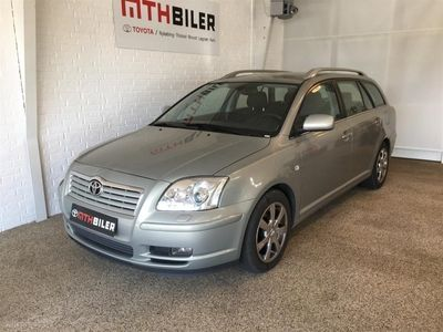 used Toyota Avensis 2,2 D-4D Linea Sol 150HK Stc 6g