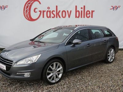 brugt Peugeot 508 1,6 HDi 112 Active SW