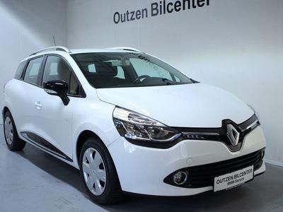 brugt Renault Clio IV 1,2 16V Expression ST