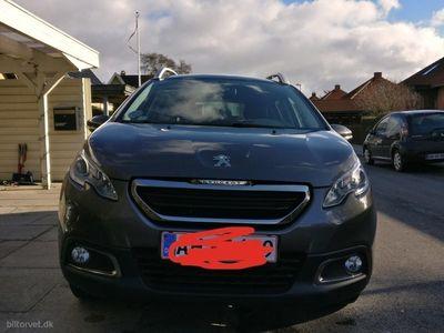 käytetty Peugeot 2008 1,2 VTi Active 82HK