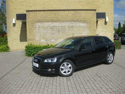 brugt Audi A3 Sportback 2,0 TDi 140 Ambition