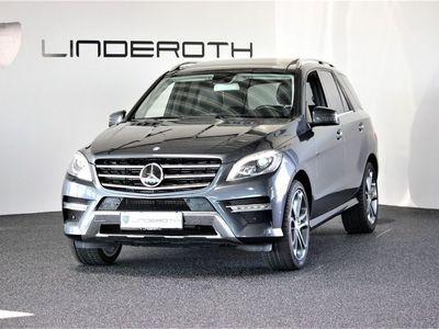 brugt Mercedes ML350 3,0 BlueTEC AMG Line aut. 4-M Van
