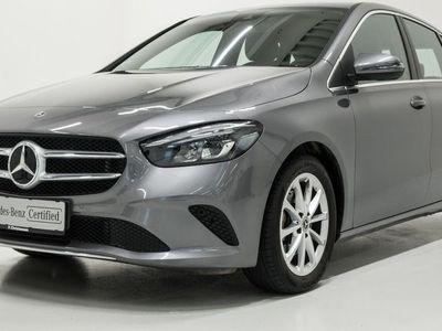 brugt Mercedes B200 Progressive aut. 2020