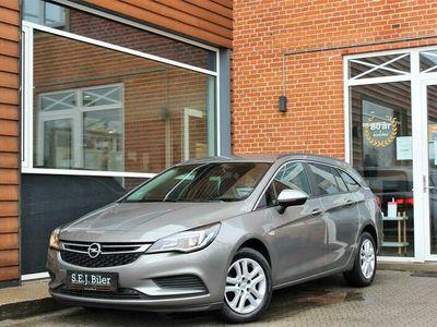 brugt Opel Astra Sports Tourer 1,0 Turbo Enjoy Start/Stop 105HK Stc A+