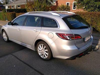 brugt Mazda 6 2,0 Stationcar 2,0