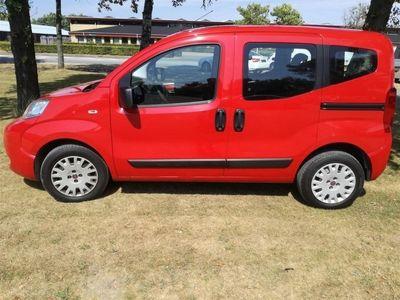 gebraucht Fiat Qubo 1,3 Multijet Active 75HK