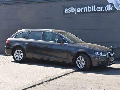brugt Audi A4 2,0 TFSi 180 Avant