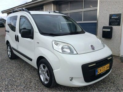 gebraucht Fiat Qubo 1,3 JTD 85 Dynamic Van