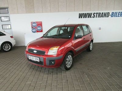 brugt Ford Fusion 1,4 TDCi Ambiente