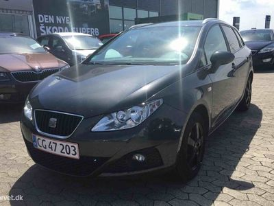 brugt Seat Ibiza 1,6 Commonrail TDI DPF Style 105HK Stc