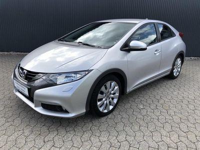 usata Honda Civic 1,8 Sport 142HK 5d 6g