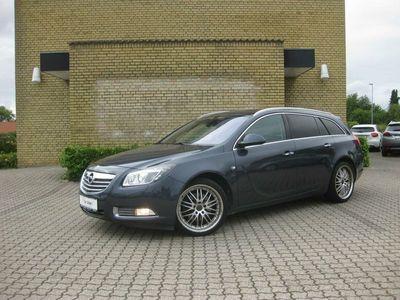 brugt Opel Insignia 2,0 CDTi 160 Cosmo ST Van