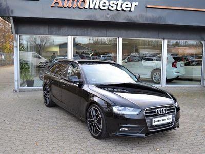brugt Audi A4 3,0 TDi 245 Avant quattro S-tr.