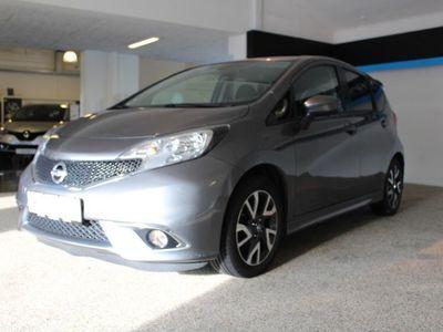 brugt Nissan Note 1,2 Acenta Tech Pack