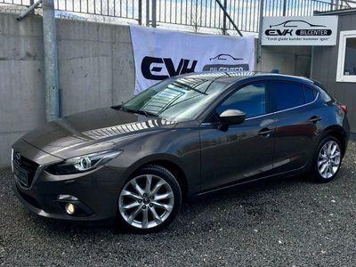 usata Mazda 3 2,2 Sky-D 150 Optimum