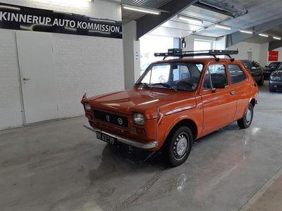 brugt Fiat 127 0,9 45HK 3d