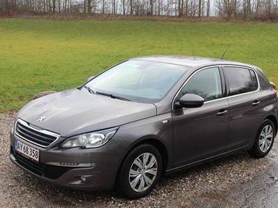 brugt Peugeot 308 BlueHDi 120 hk 5D 1,6