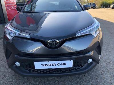 brugt Toyota C-HR 1,2 T C-LUB 116HK 5d 6g