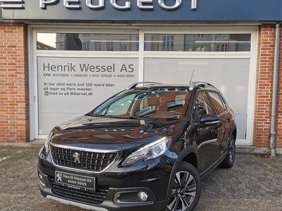 brugt Peugeot 2008 1,5 BlueHDi Privé 100HK A++