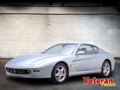 brugt Ferrari 456M GTA