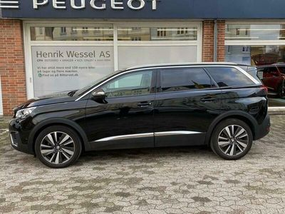brugt Peugeot 5008 1,5 BlueHDi Allure 130HK