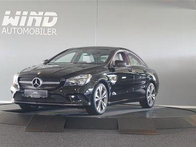 brugt Mercedes CLA200 2,1 D 136HK 4d 6g