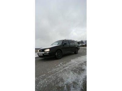 brugt VW Golf III 1,8 Lav KM, lædersæder, (Salg/byt?)