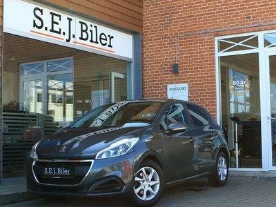 brugt Peugeot 208 1,6 BlueHDi Envy Sky 100HK 5d