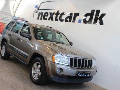 brugt Jeep Grand Cherokee 3,0 CRD Laredo aut. Van