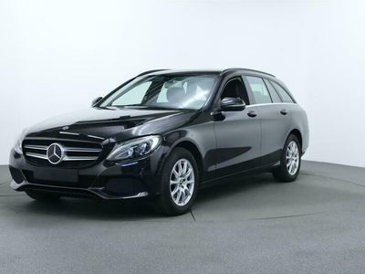 brugt Mercedes C220 d T 2,1 Bluetec 9G-Tronic 170HK Stc 9g Aut. A+