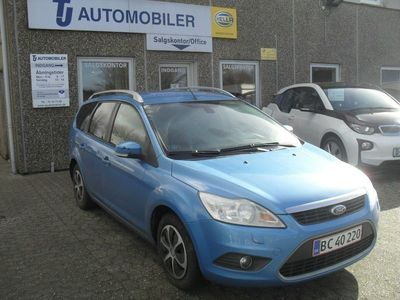 brugt Ford Focus 1,6 TDCi 109 stc. ECO