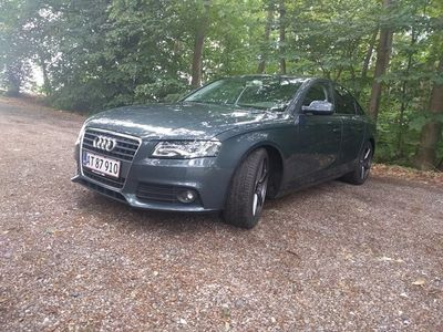 brugt Audi A4 2,0 TDI 136HK