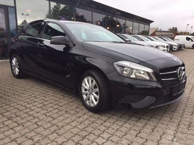 käytetty Mercedes A180 1,6 BE Edition