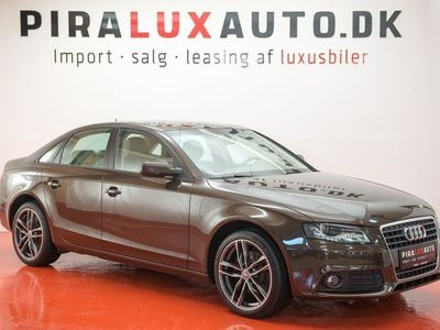 second-hand Audi A4 2,0 TDi 143 Multitr.