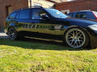usado BMW 320 d Touring 2,0 D 163HK Stc 6g