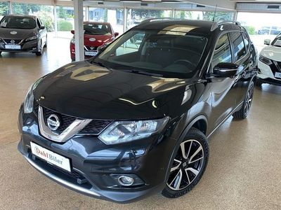 brugt Nissan X-Trail 1,6 DCi Acenta 7 Seats Vision Pack Technology Pack 4X2 X-Tronic 130HK 5d