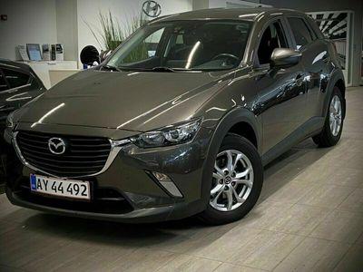 brugt Mazda CX-3 2,0 Sky-G 120 Vision