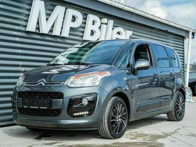 brugt Citroën C3 Picasso 1,6 BlueHDi 100 Upgrade