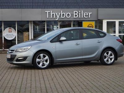 brugt Opel Astra 1,4 Turbo Enjoy Start/Stop 140HK 6g