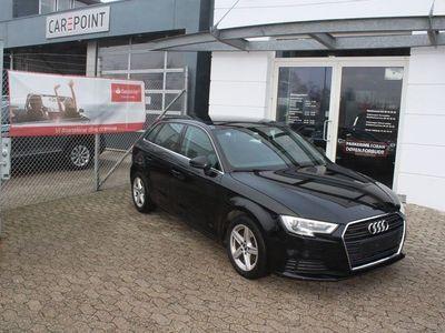 brugt Audi A3 Sportback 1,6 TDi 110