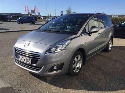 gebraucht Peugeot 5008 1,6 BlueHDi Allure 7 personers