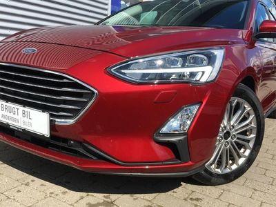 brugt Ford Focus 1,5 EcoBoost Titanium 182HK 5d 8g Aut.