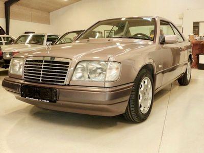 brugt Mercedes E220 2 Coupé