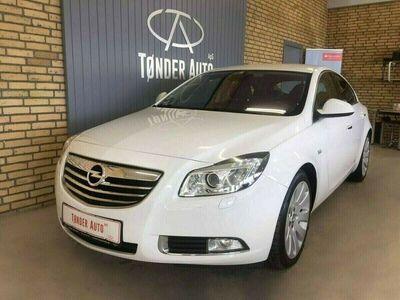 brugt Opel Insignia 2,0 CDTi 160 Cosmo eco