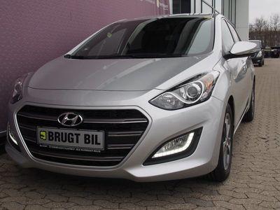 brugt Hyundai i30 1,6 CRDi 110 EM-Edition