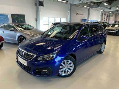 brugt Peugeot 308 SW Edition Plus 1,6 BlueHDi 120HK