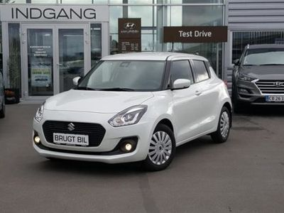 second-hand Suzuki Swift 1,2 Dualjet 16V Exclusive mild-hybrid 90HK 5d
