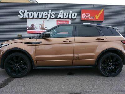 brugt Land Rover Range Rover evoque 2,2 SD4 Prestige aut. Van