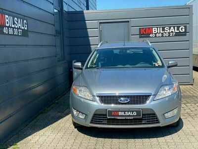 brugt Ford Mondeo 2,0 TDCi 115 Trend
